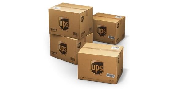 美国UPS快递
